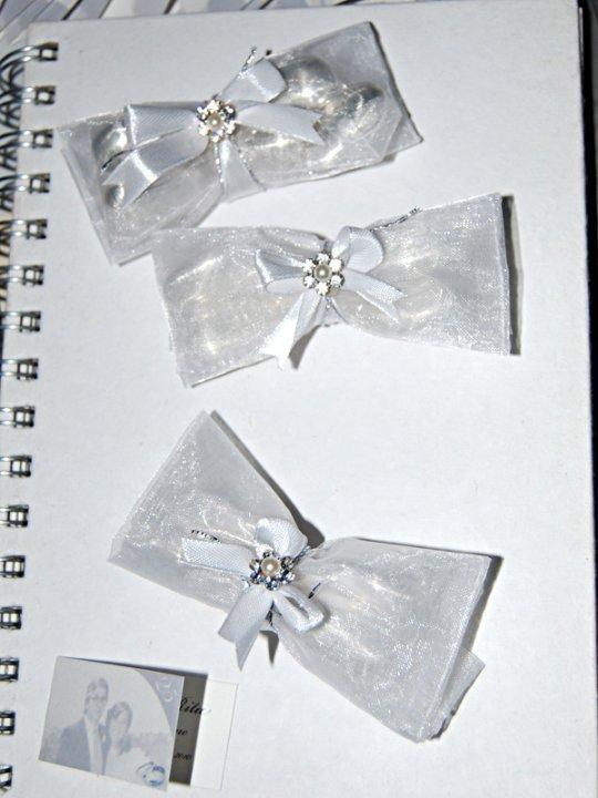 Portaconfetti per Matrimonio o Anniversario