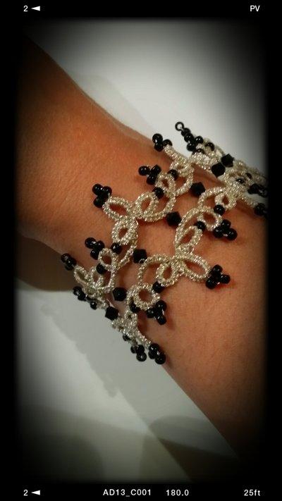 Bracciale argento elegant