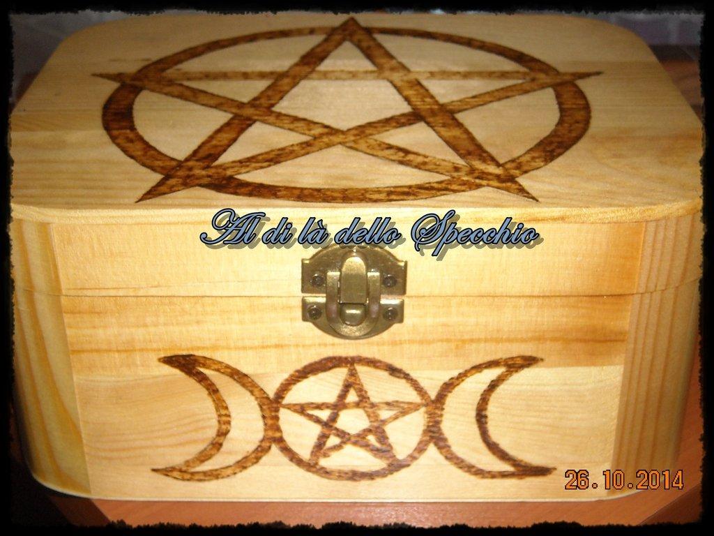 Magic box pentacolo e triplice