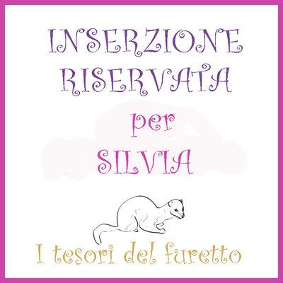 Inserzione Riservata per Silvia Orecchini in fimo