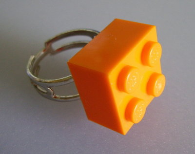 Anello Tilego Orange