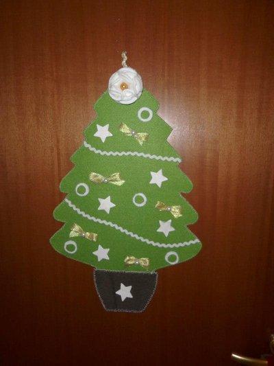 Albero Natale da appendere