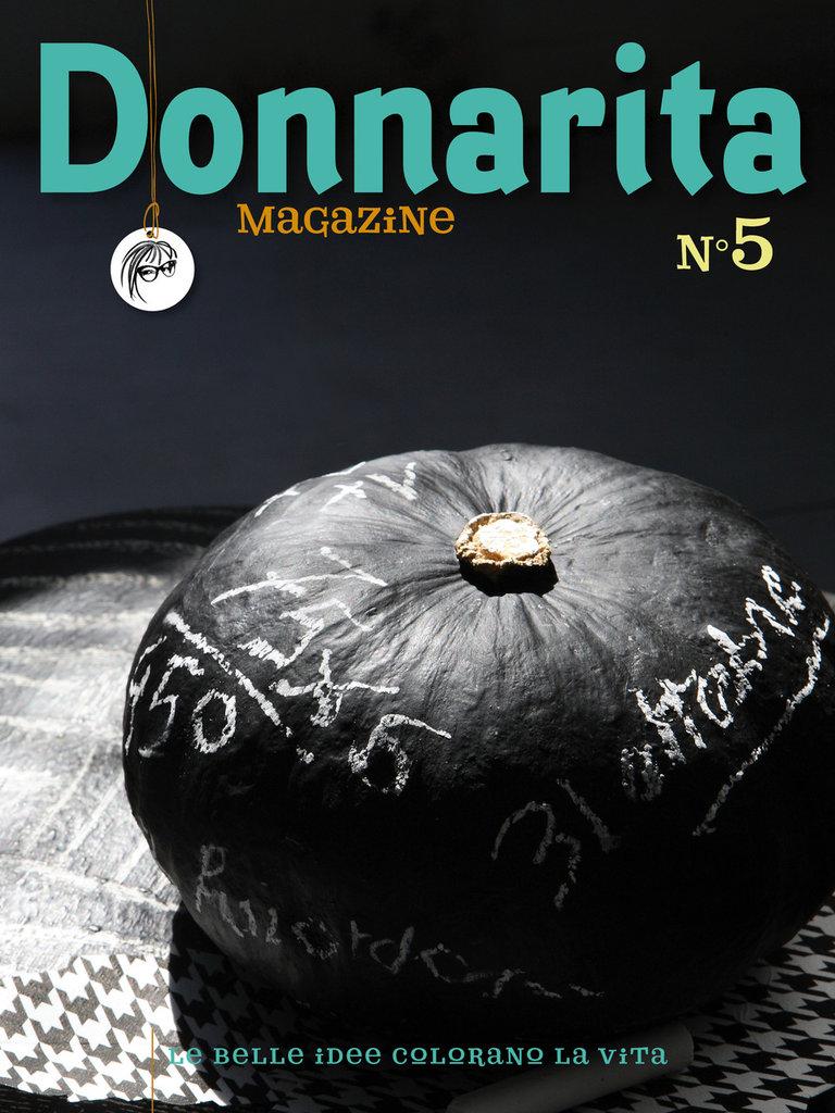 Donnarita Magazine #5 Autunno