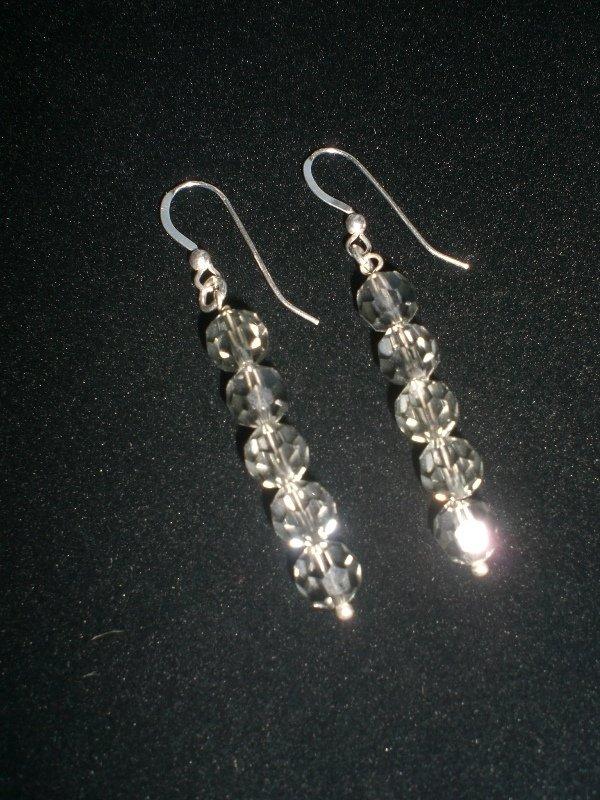 Cod. 0032 - Orecchini cristalli svarowsky