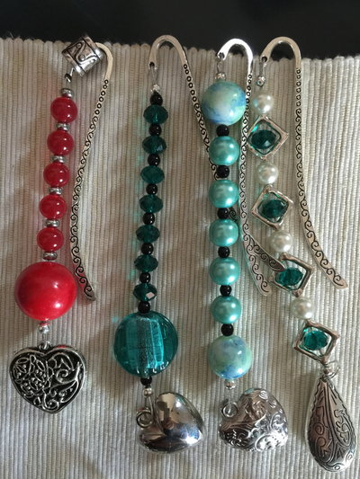 Segnalibro varie tipologie Handmade