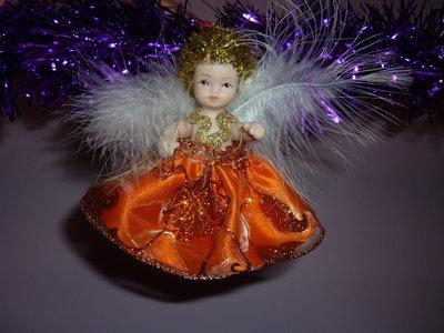 Angeli Natale Albero