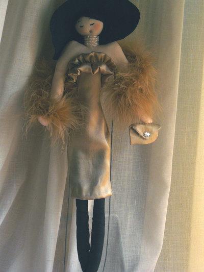 Bambola modella fashion