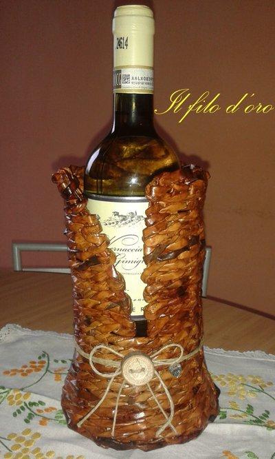 porta bottiglie