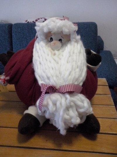 Pupazzo Babbo Natale