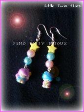 Orecchini Little Twin Stars