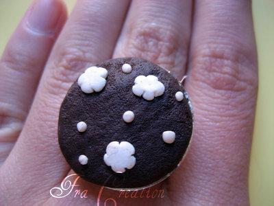 anello biscotto pan di stelle