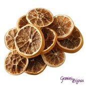 Fette di arancia essiccate per uso decorativo confezione da 40 grammi