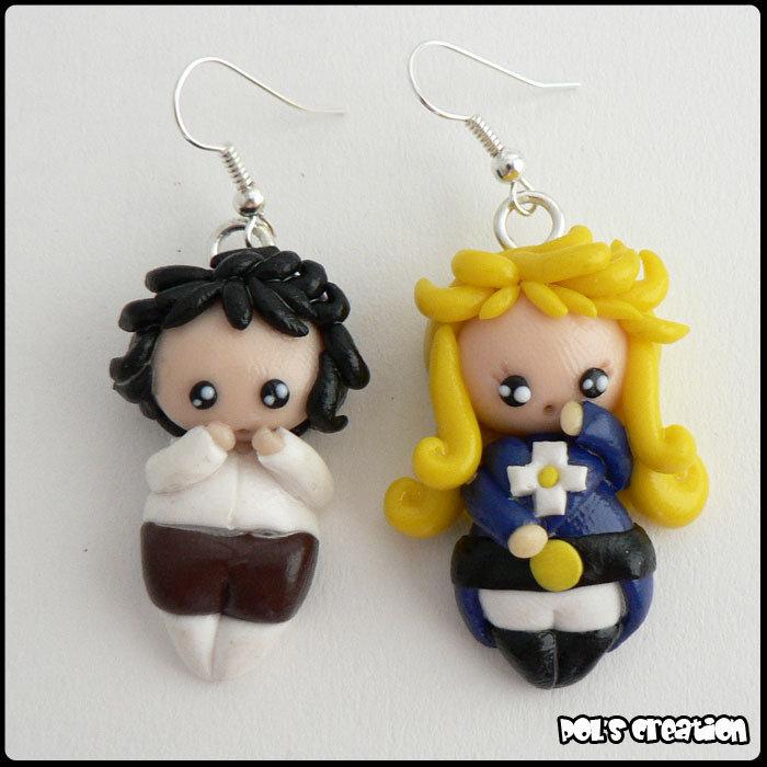 Lady Oscar e Andrè