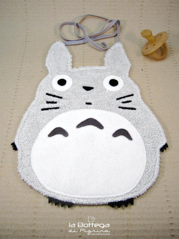 Bavaglino Totoro