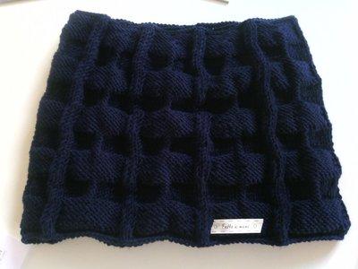 Coprispalle donna in lana merino