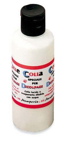 COLLA PER DECUPAGE 80ML.