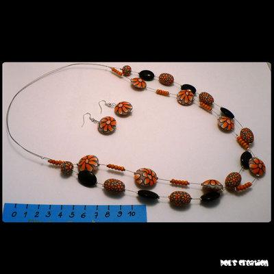 Fiori arancio - Orange flowers