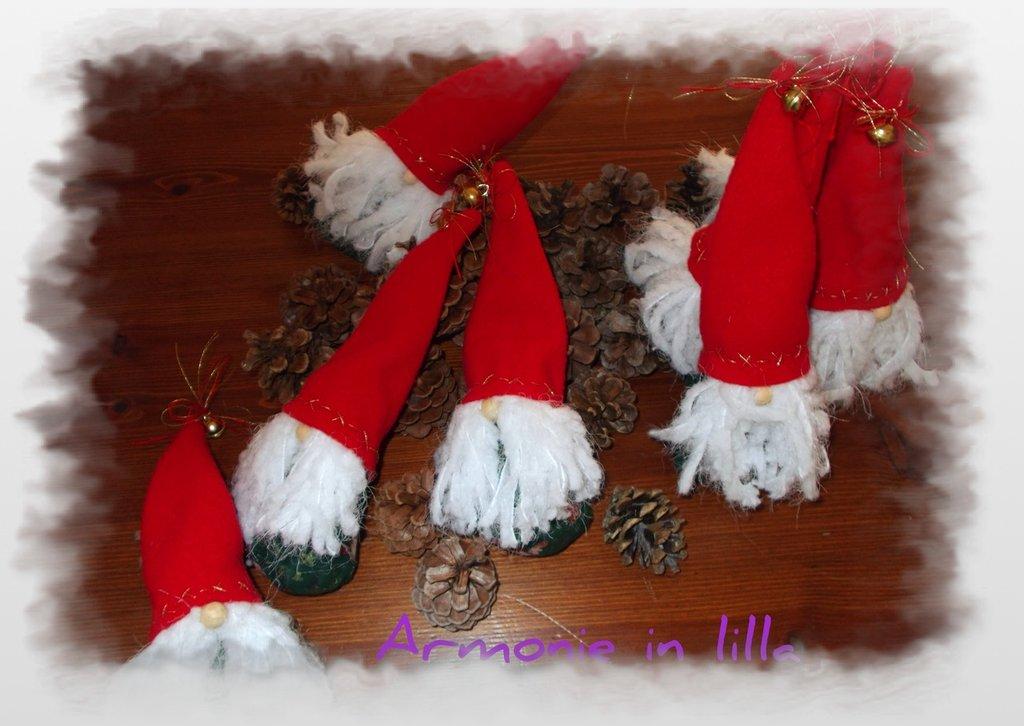 Gnomi di Babbo Natale