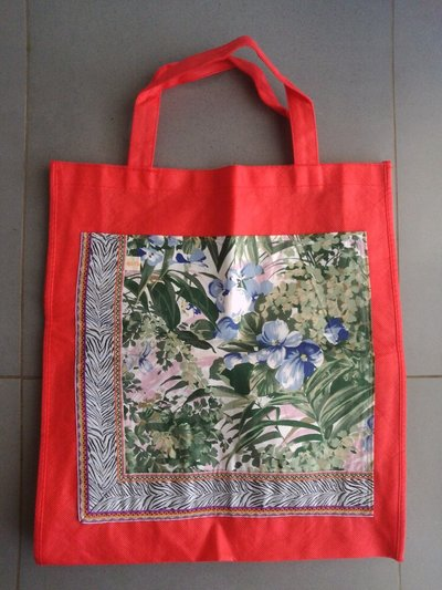 JUNGLE FEVER - borsa shopping tote bag - pezzo unico