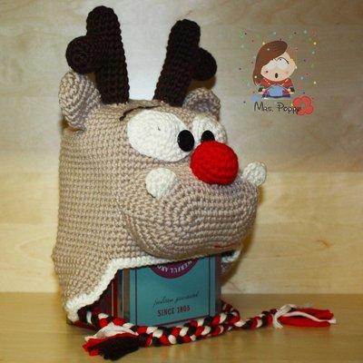 Amigurumi Uncinetto Natale : Berretto uncinetto amigurumi Natale