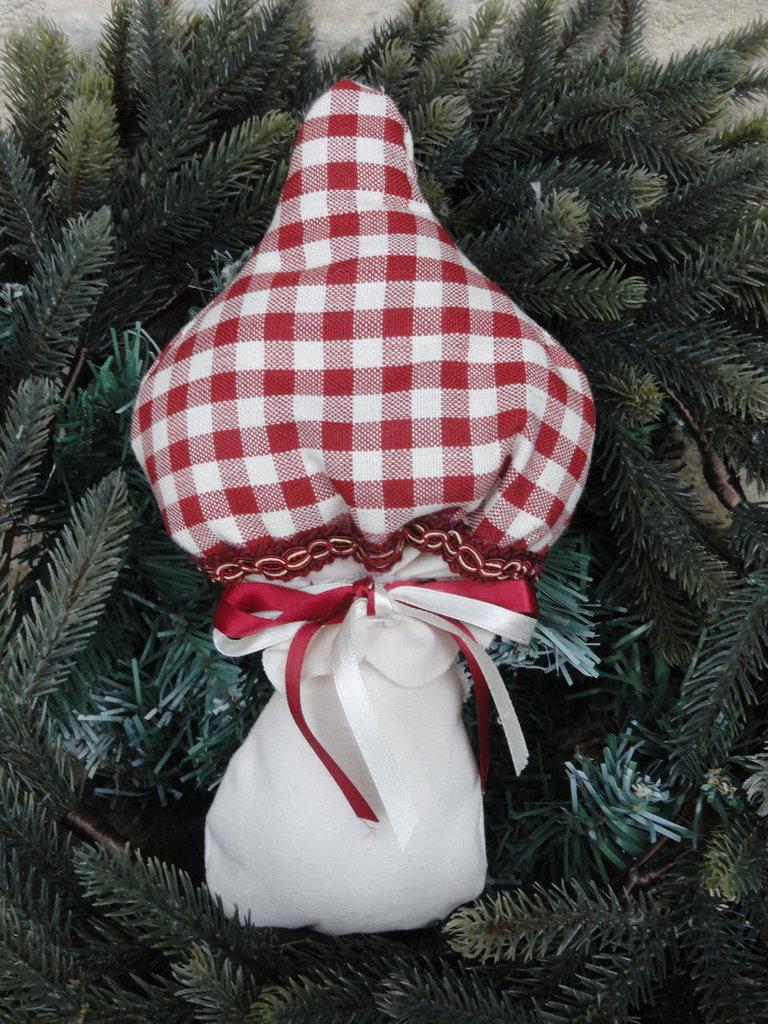 Funghetti natalizi
