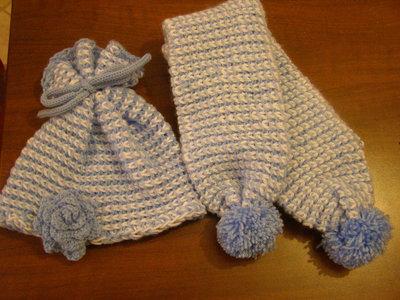 sciarpa e cappello