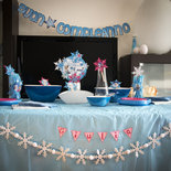 Kit compleanno Frozen