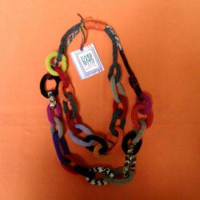 Collana multicolor