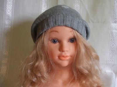 cappello beretto lana maglia bimba