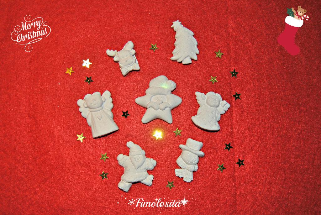 Gessetti profumati natalizi (SOLO SU RICHIESTA)