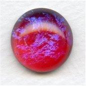 """Cabochon 10 mm """"Opale Messicano"""" - 1 pezzo"""