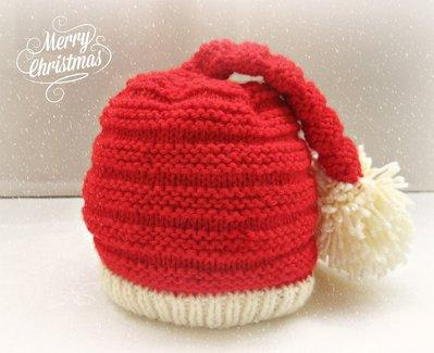 Cappellino Rosso Babbo Natale Elfo per bambini