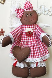"GINGERBREAD ""SWEET ANGEL"""