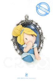 Princess Cammeo Cenerentola by CREO | PolymerClay