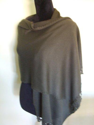 sciarpa scialle leggero lana maglia donna