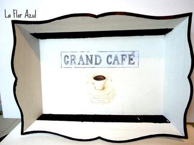 Vassoio Grand Cafè in Legno