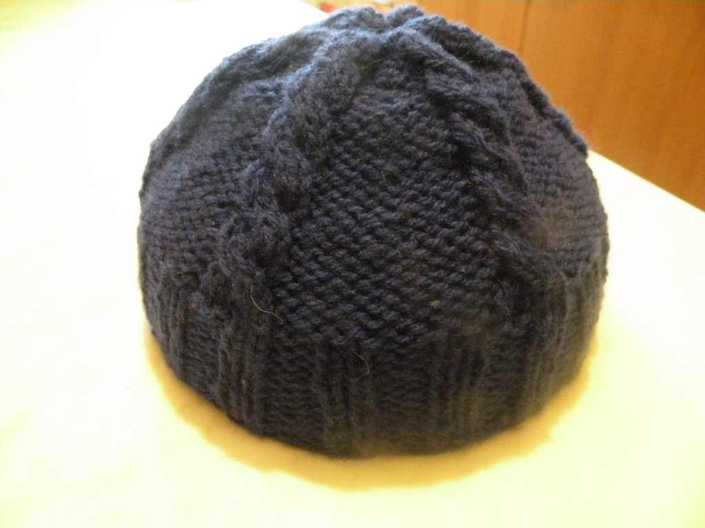 cappello con treccie per uomo