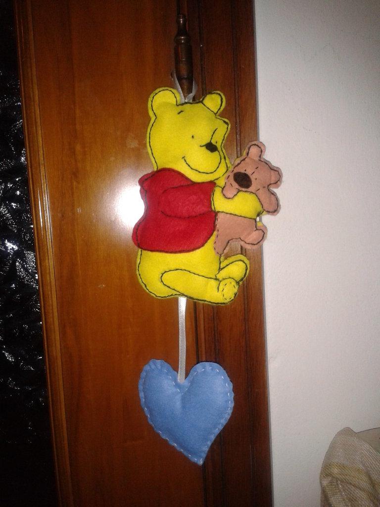 Decorazione winnie the pooh