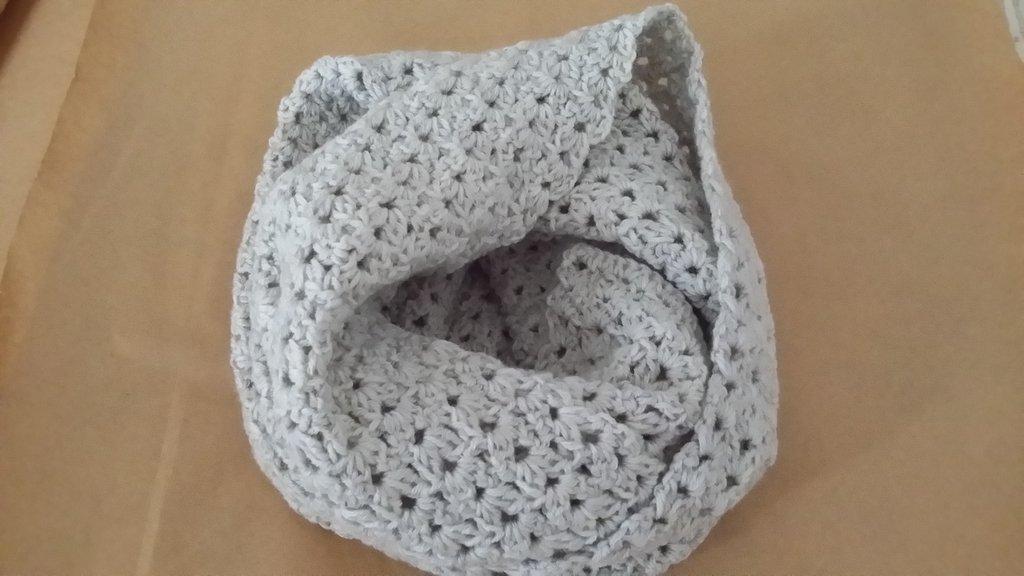 scalda collo lana