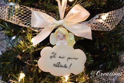 Il mio primo Natale, Angioletto Artigianale
