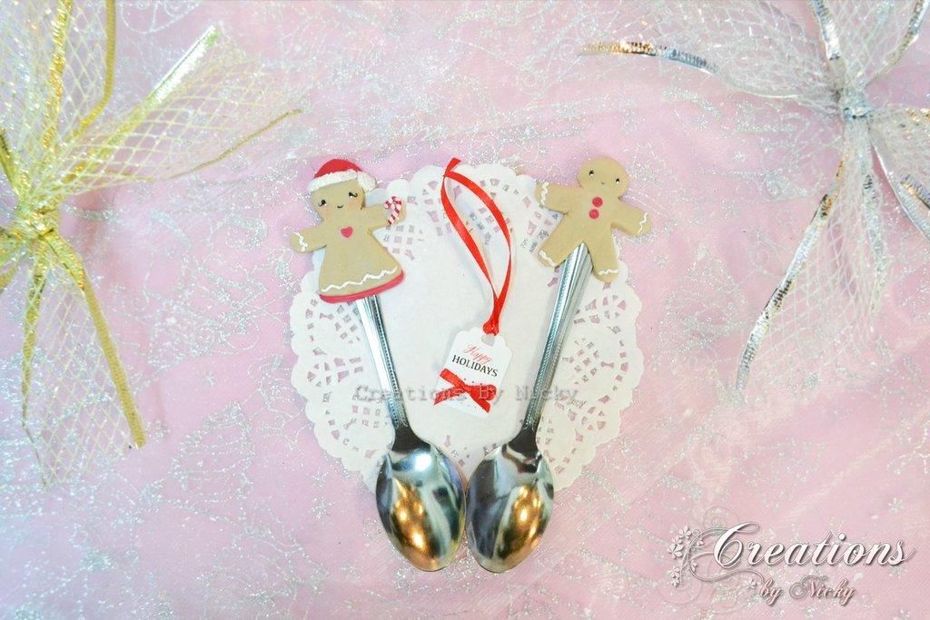 Cucchiaini da colazione di Natale