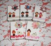Scatoline decorate per regali - Japan Kawaii & Cute Version <3 - Packaging - Lotto (5pz)