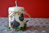 Perfect Christmas Candle