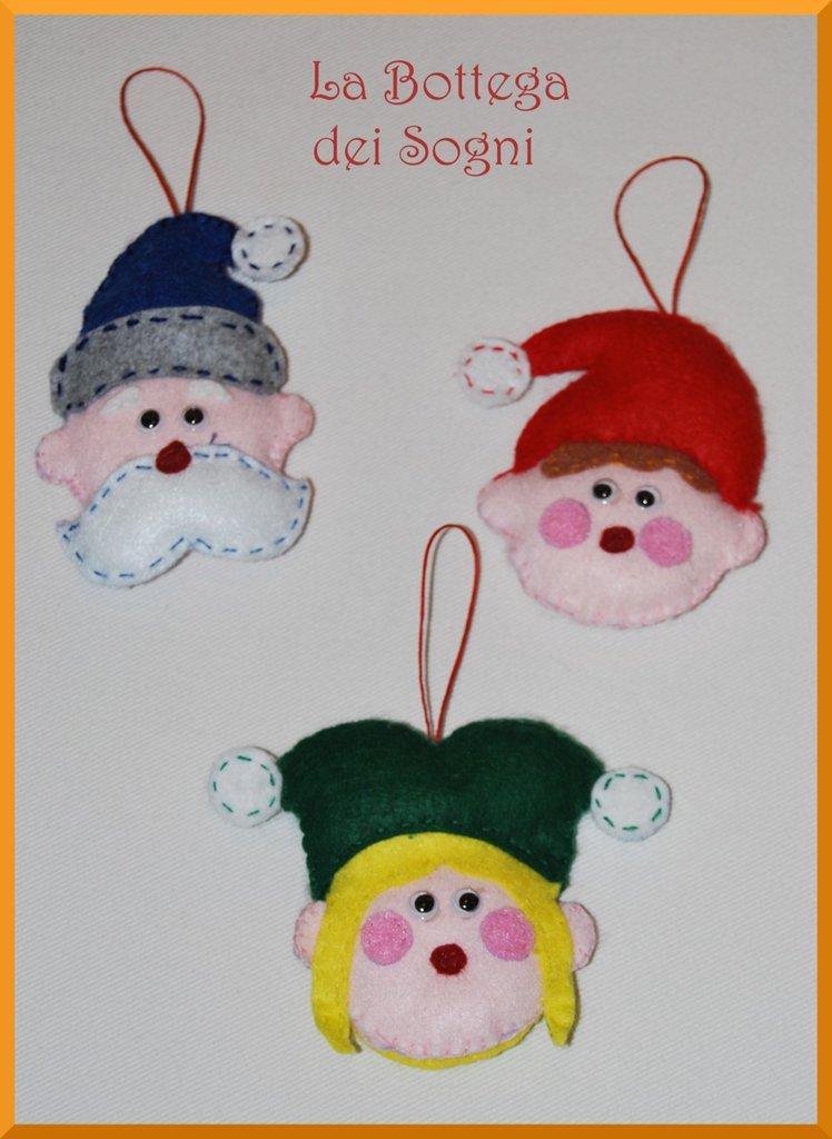 Gnomi - addobbi natalizi