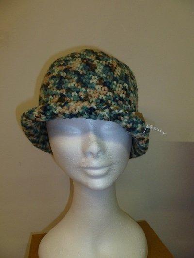 berretto lana donna