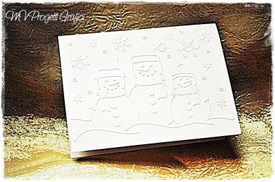 CARD COLORATE EMBOSSATE personalizzabili da decorare a piacere