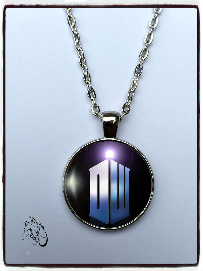 Collana ispirata al Doctor Who