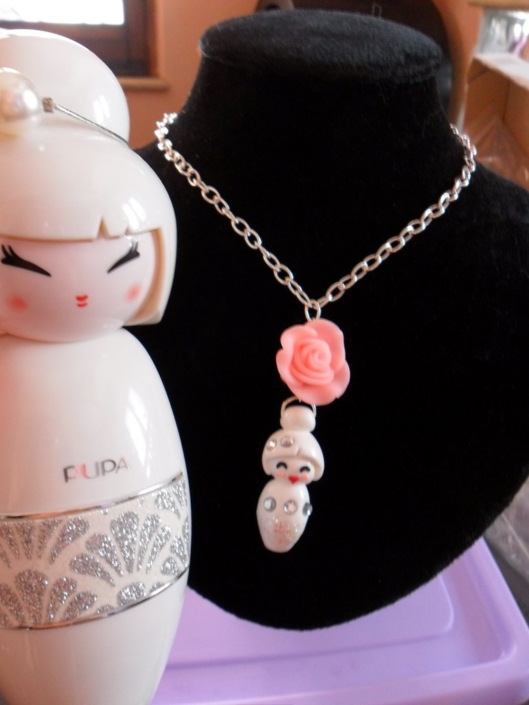 COLLANA JAPANESE DOLL