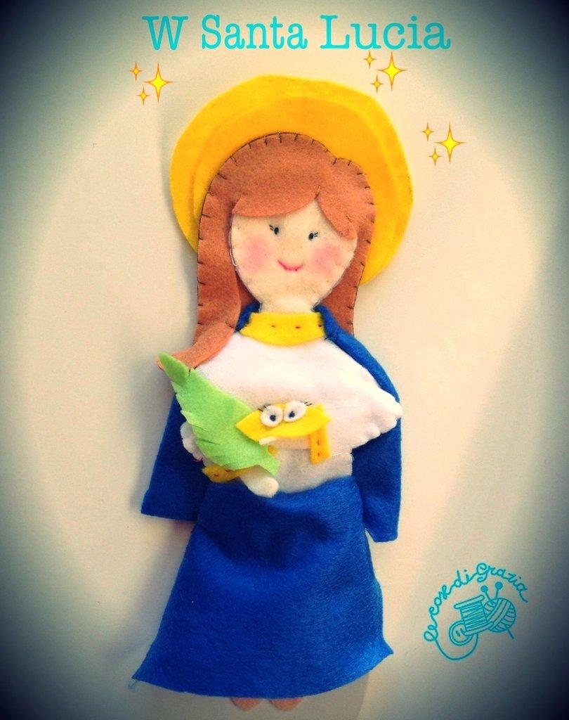 Santa Lucia Doll