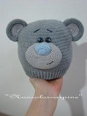 Cappello variazione  orsacchiotto